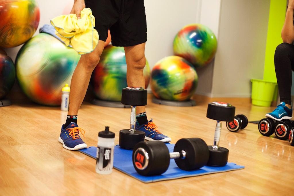 gimnasio entrenamiento funcional irun